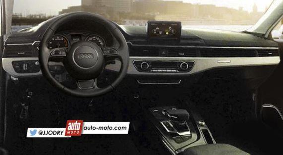 Audi A4 render 03