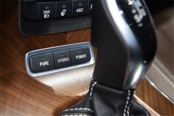 沃尔沃S60L混动车型