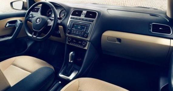 Volkswagen Polo Sedan facelift 05