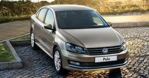 大众改款Polo三厢版