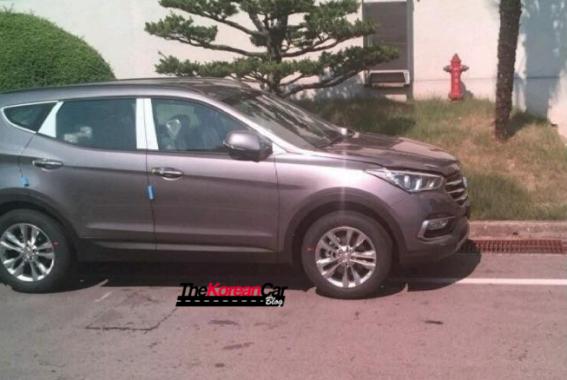Hyundai Santa Fe Spy 03