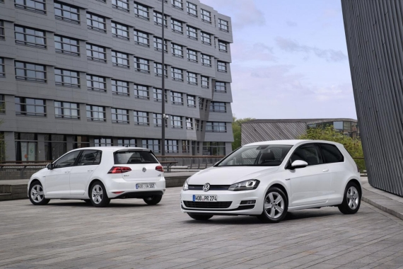 Volkswagen Golf TSI BlueMotion 08