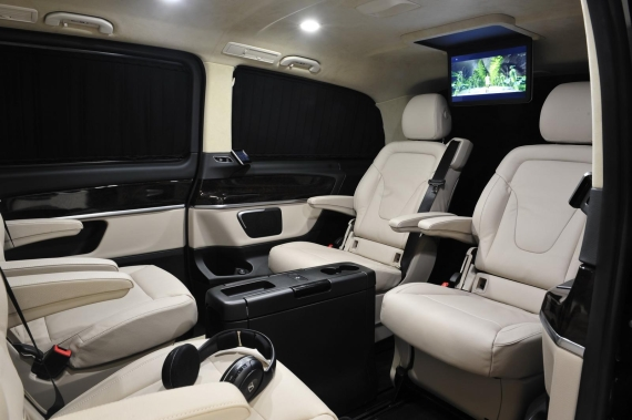 Mercedes V-Class by Brabus 11