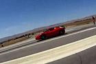 视频:直线加速14款GT500 VS 法拉利458