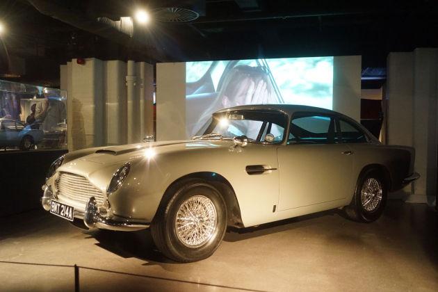 007的利器 走进伦敦电影博物馆