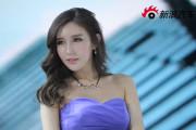 视频:热血上头 绝对女神党佳妮惊艳广州车展