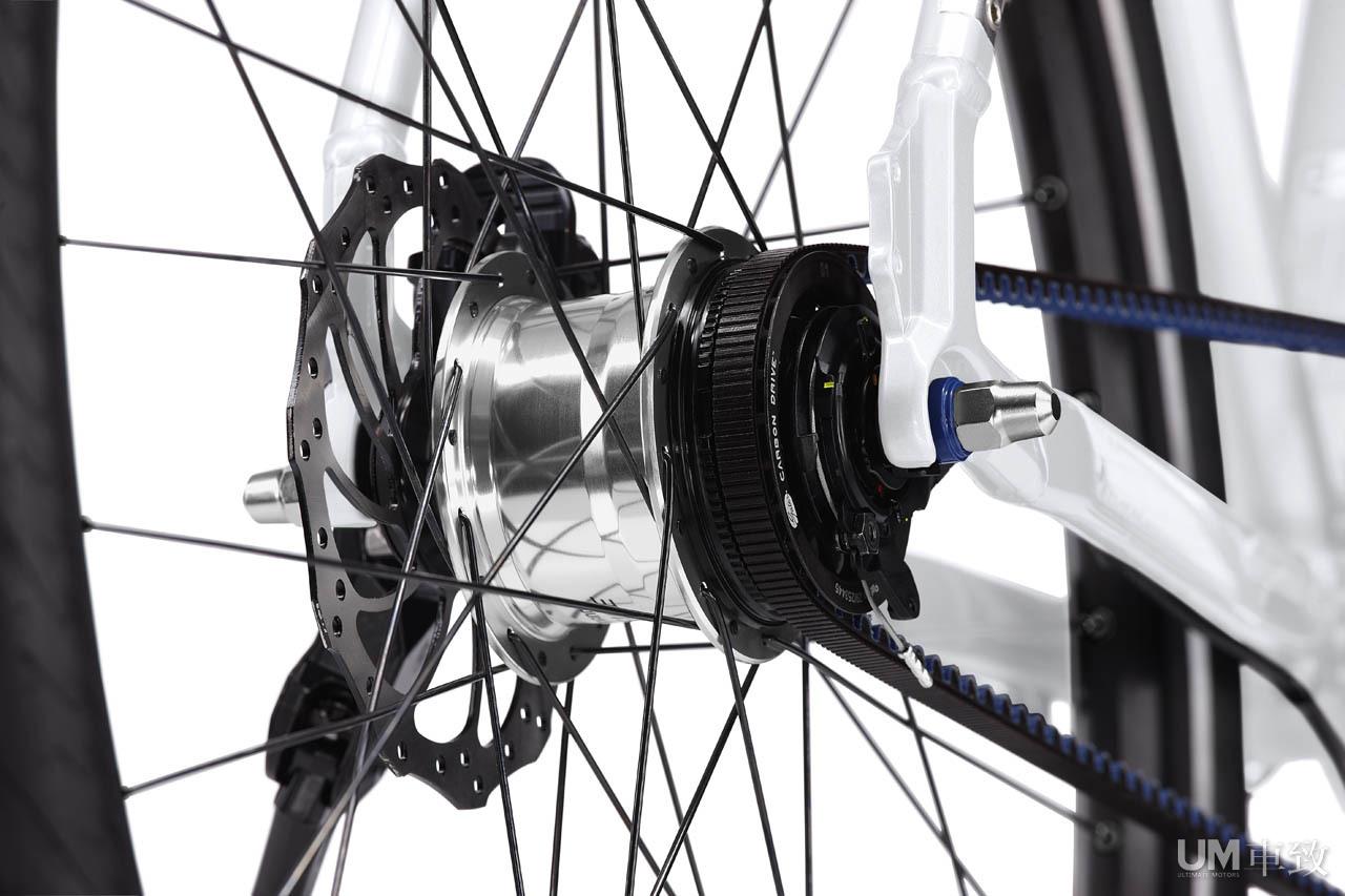 酷炫:保时捷将推两款自行车