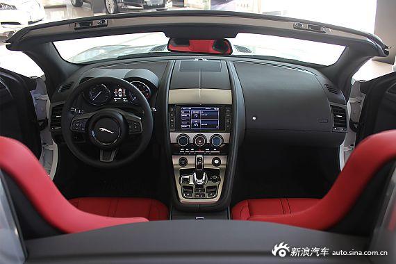 2013款捷豹F-TYPE 5.0T V8 S