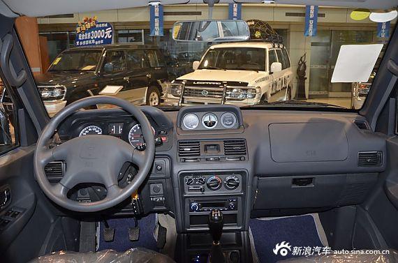 2013款猎豹黑金刚2.2L四驱标准型
