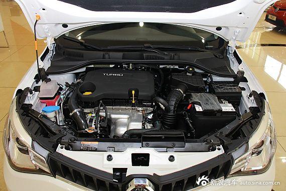 2015款MG GT到店实拍