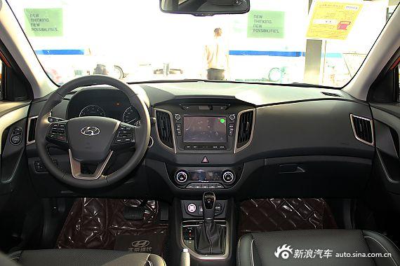 北京现代ix25 到店实拍