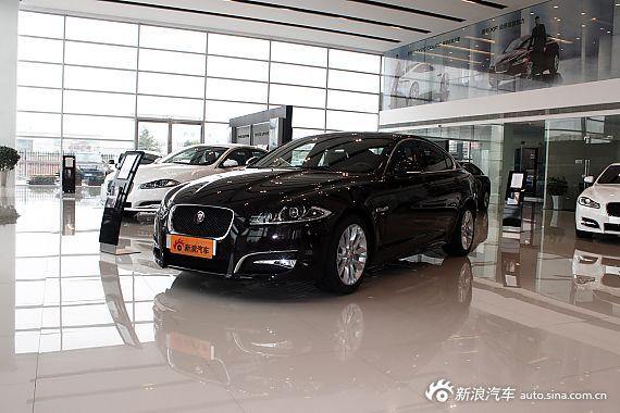 2014款 捷豹XF 3.0 SC 奢华版 到店实拍