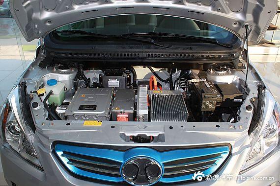 北汽新能源EV200到店实拍