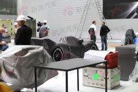 2011上海车展探馆:疑似保时捷918到馆实拍