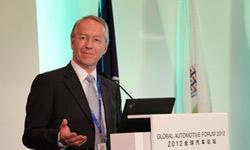 巴伐利亚州前环境部长 Dr.Werner Schnappauf
