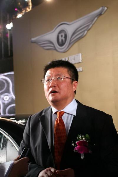 杨波:2010年瑞麒大有作为G6、G3相继推出