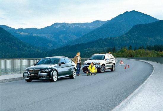 北京燕宝BMW道路救援确保畅行无忧,尽享尊崇之悦