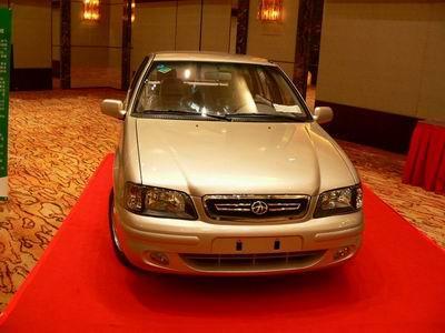 夏利A 双燃料车登场 比普通版贵8000元