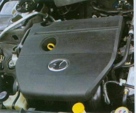 一汽奔腾6MT发动机图片