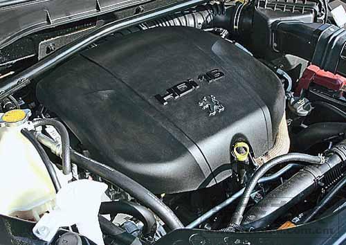 标志4007发动机