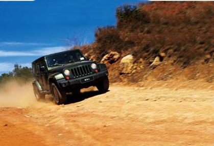 Jeep牧马人外观图片