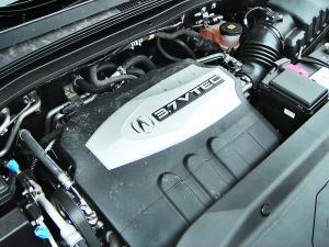 3.7L发动机代表本田的最新技术。