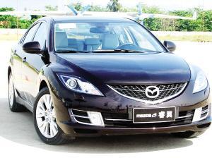 新Mazda6睿翼