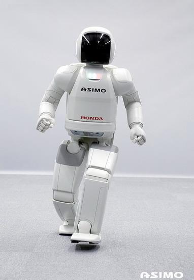 新一代智能机器人ASIMO