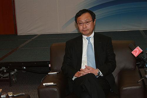 专访日产(中国)总经理桥本泰昭