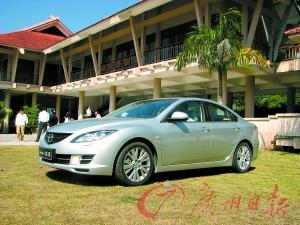 新Mazda6睿翼外观