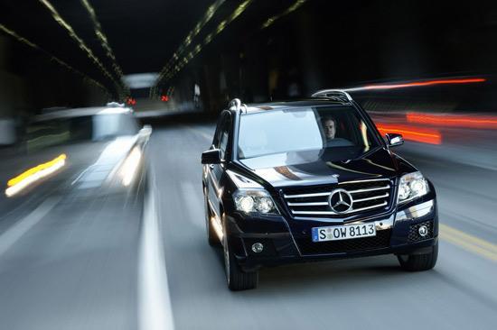 奔驰GLK预计广州车展上市领航细分SUV市场