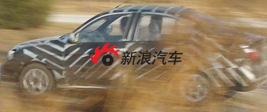 我们再次抢先获悉了天津一汽TFC-H1的路试谍照