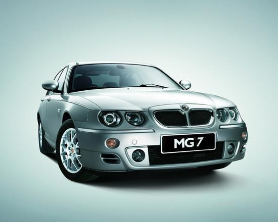 名爵MG7