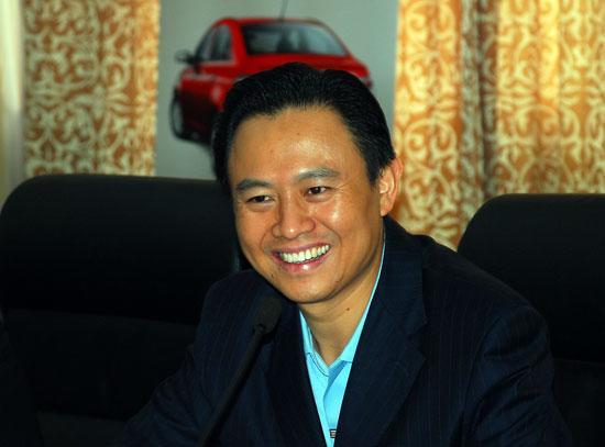 新浪汽车专访长安董事长徐留平先生