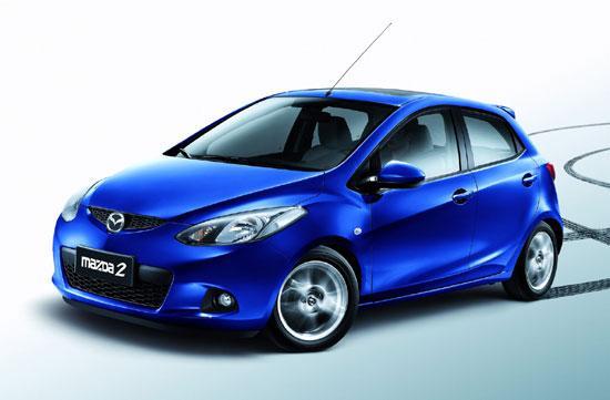 Mazda21.5L天窗版车型上市售9.58-11.08万元