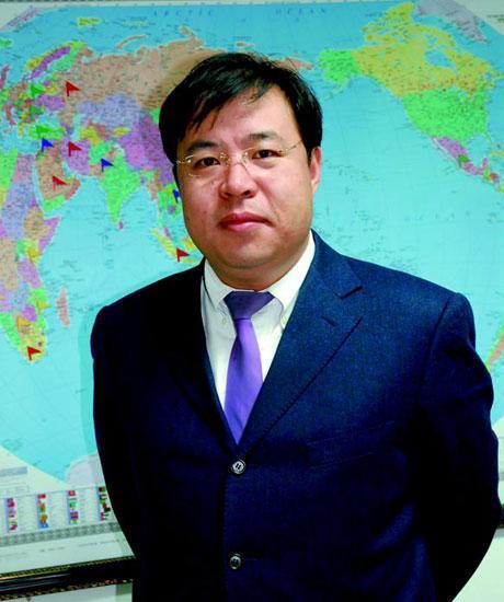 福田汽车副总经理、福田国际公司总经理董海洋