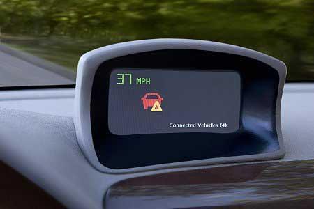 通用汽车的V2V系统