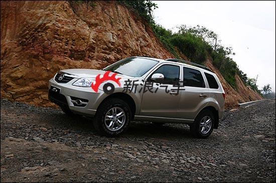 海马自主SUV的前脸布局与第一代马自达丘比特较为接近