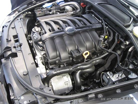 大众顶级辉腾w12型发动机的发动机管理系统