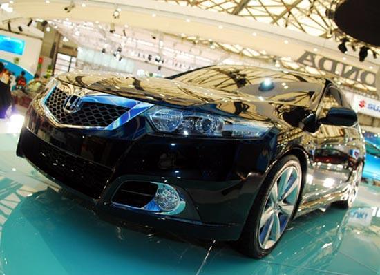 思铂睿上市之初将推出不同配置的7款车型