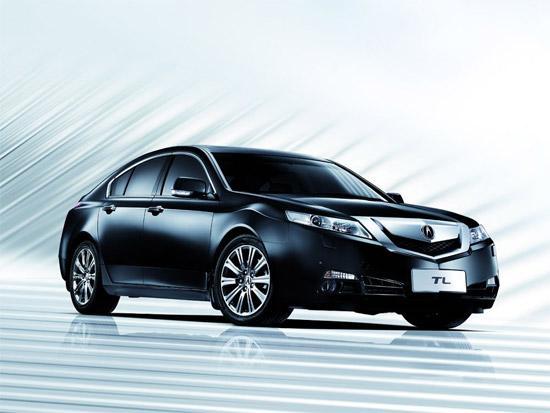 图为新款Acura TL