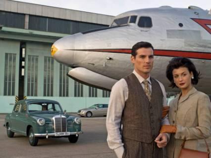 第二代 120系列 Ponton (1953-1962)