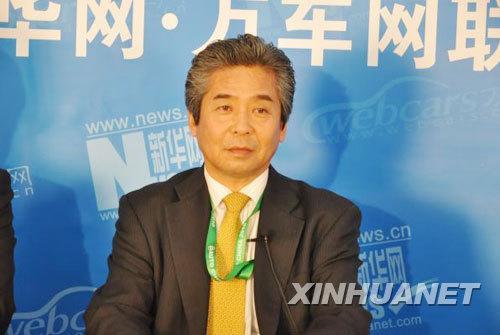 丰田汽车(中国)投资有限公司总经理 加藤雅大