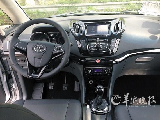 民两厢车 试驾江淮新款和悦RS高清图片