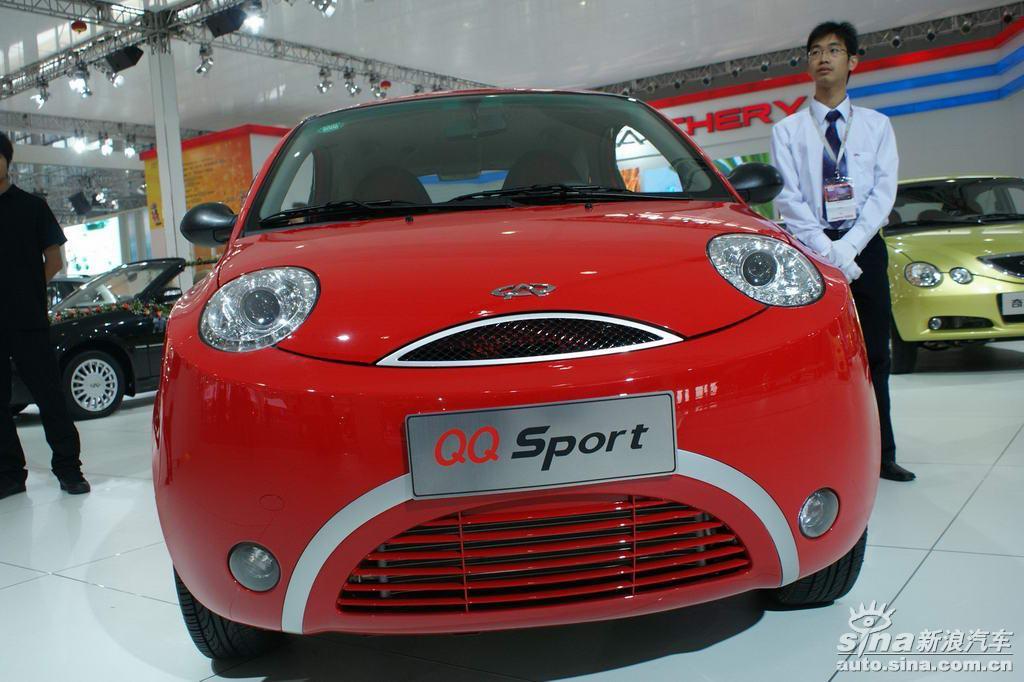 奇瑞QQ Sport