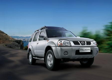 郑州日产领跑国产中高档SUV3.3升款PALADIN上市(图)