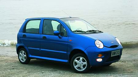奇瑞QQ--年度车2004候选车型(图)