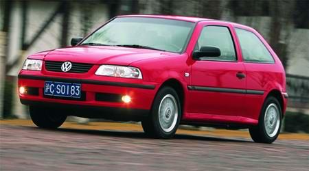 高尔(Gol)--年度车2004候选车型(图)