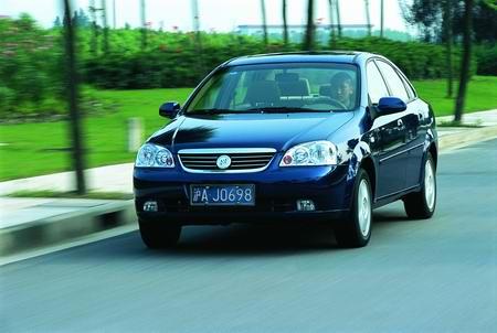 凯越(Excelle)--年度车2004候选车型(图)