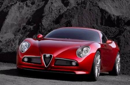 组图:车展快报--Alfa8cCompetizione